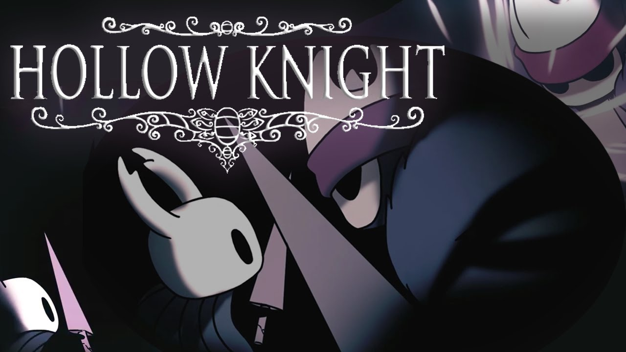 Nail art hollow knight
