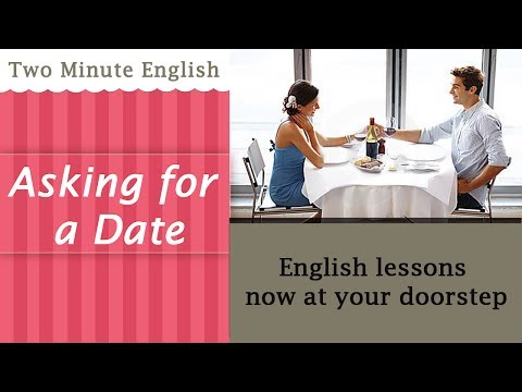 dating expressions esl