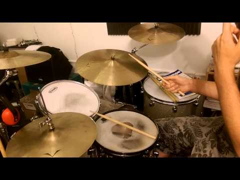 8 minutes to a better jazz ride cymbal pattern technique youtube. Black Bedroom Furniture Sets. Home Design Ideas