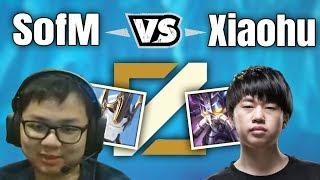 SofM bất ngờ đụng độ Mid đội bạn là RNG.Xiaohu dual cùng Karsa trên stream