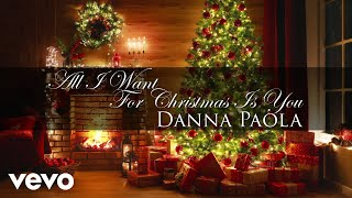 Danna Paola - All I Want For Christmas Is You (Audio)