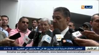 وزير الصحة يتفقد المصالح الإستشفائية بولاية تيبازة