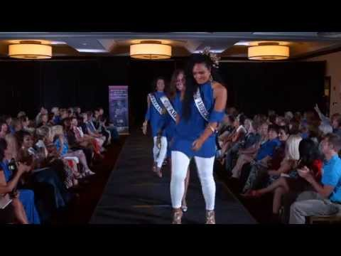 Fashion Hero Fashion Show at Miss United States   Pageant Live