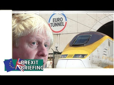 Boris Johnson calls for bridge across the English Channel in barmy Brexit plan | by Brexit News