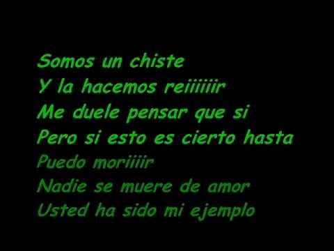 Ciego De Amor - Aventura (Letra)