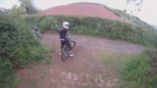 Haldon Session. Downhill MTB. GoPro HD