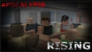 Roblox: Apocalypse Rising Final Part