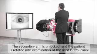 How to perform examination of the lateral SCC with the TRV Chair - Interacoustics