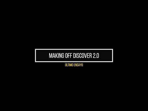 Making Off - Discover 2.0 - Años 80