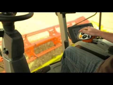 Зерноуборочный комбайн CLAAS Lexion 770 мировой рекорд
