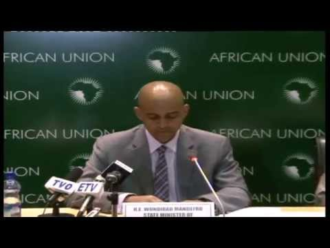 Joint Press Conference: High Level Meeting on Ending Hunger in Africa