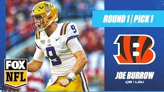 Joel Klatt reveals his first NFL Mock Draft | FOX NFL