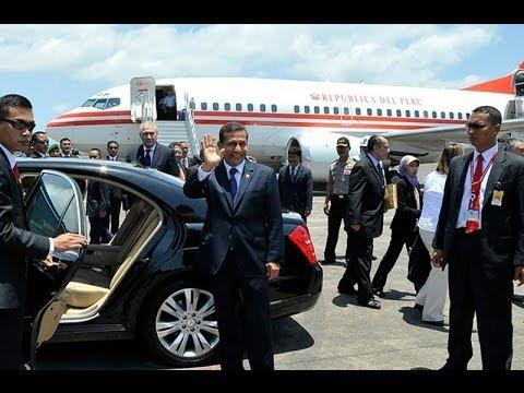 Conozca cómo es por dentro el polémico avión presidencial