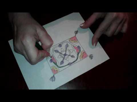 Как рисовать ковер самолет