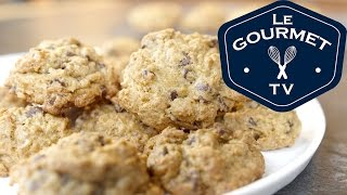 Banana Chocolate Chip Cookie Recipe - Legourmettv