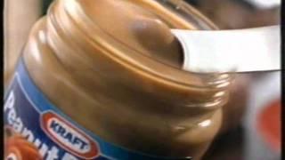 Kraft Peanut Butter Elvis Ad 1995