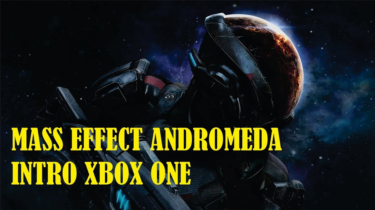 Mass Effect Andromeda Deluxe – Xbox One - Indri Games