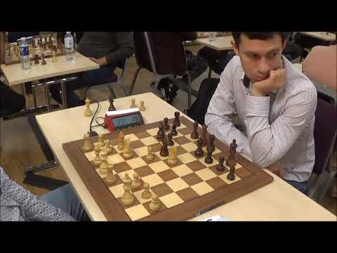 Higher rated GM tries to make it complicated: Miezis - Alekseev, English opening