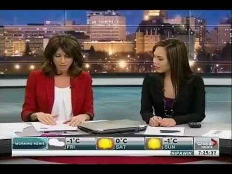 Pick A Dick Anchor Woman Sausage Blooper