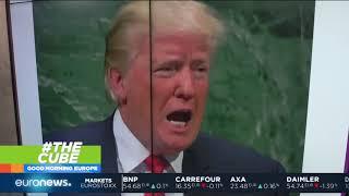 Trump vs Macron at the UN General Assembly
