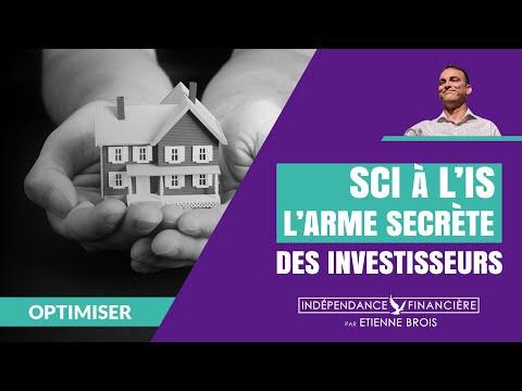 SCI à L'IS - L'arme Secrète Des Investisseurs : Le Simulateur Comparatif