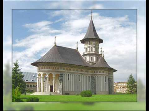 corul manastirii camarzani