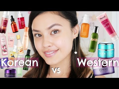 The 10 Main Differences Between Korean Vs. Western Skin Care