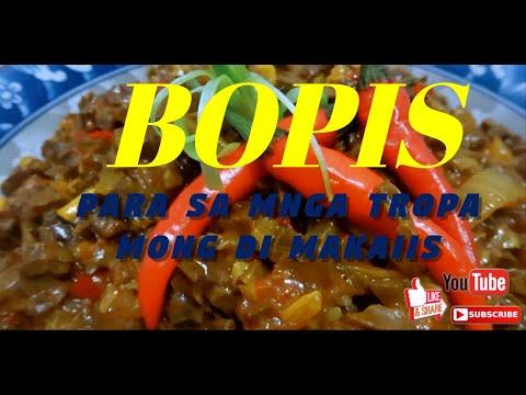 Download BOPIS PARA SA MNGA TROPANG DI MAKATIIS