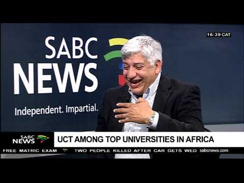 University Rankings In Africa: Prof. Ahmed Bawa