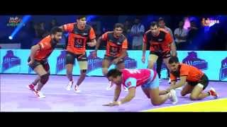 U Mumba: Star Sports Pro Kabaddi Season 2