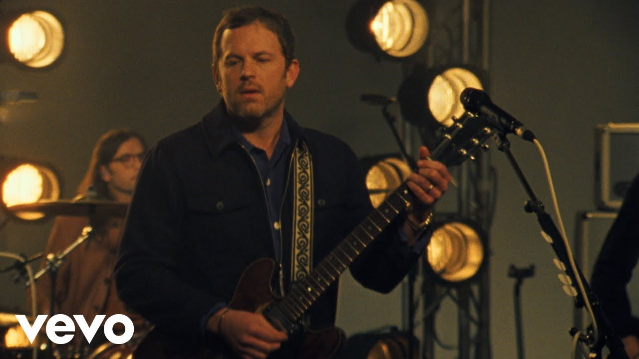 Kings Of Leon - The Bandit (Live on Good Morning America)