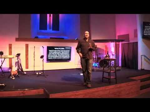 Cold Springs Church, October 15, 2017, Sermon