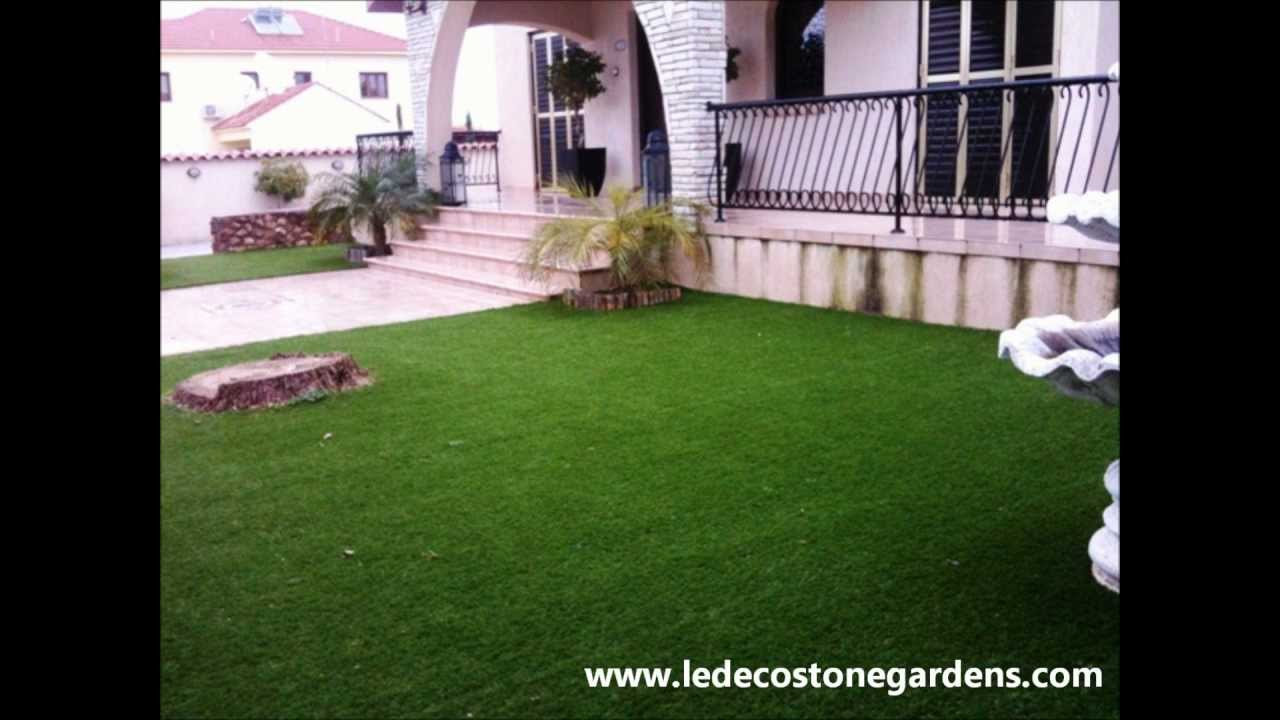 Artificial Grass Garden Designs artificial grass garden designs photos of artificial lawns in gardens Artificial Grass Cyprus Synthetic Grass Garden Design Decorating Ideas