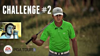 Rory McIlroy PGA Tour Community Challenge #2 - HOLE IN ONE CHALLENGE! (Xbox One Gameplay HD)