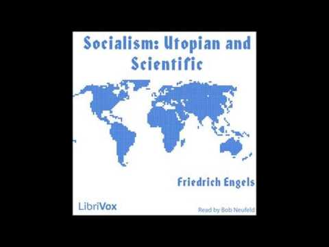Socialism Utopian and Scientific by Friedrich Engels #audiobook