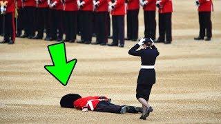 Perchè questo è uno dei lavori più duri del mondo?Quanto guadagna una Guardia Reale?
