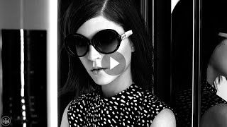 Tory Burch Sunglass Style, Entrance to Exit