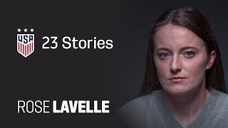 One Nation. One Team. 23 Stories: Rose Lavelle