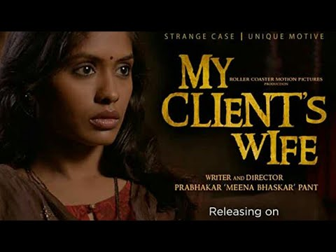 Download My Client's Wife (2020) #Hindi 720p HDRip x264 AAC 900MB