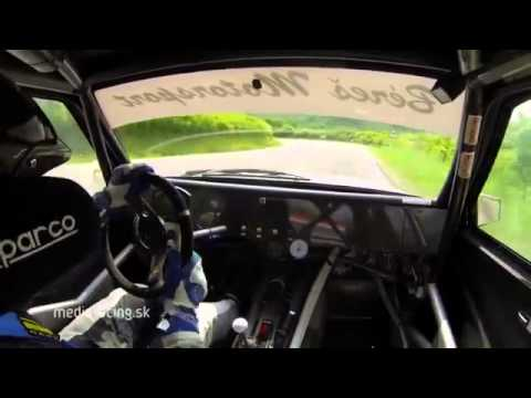 Onboard Josef Beres Audi Quattro S1 Group B Pure Sound HD