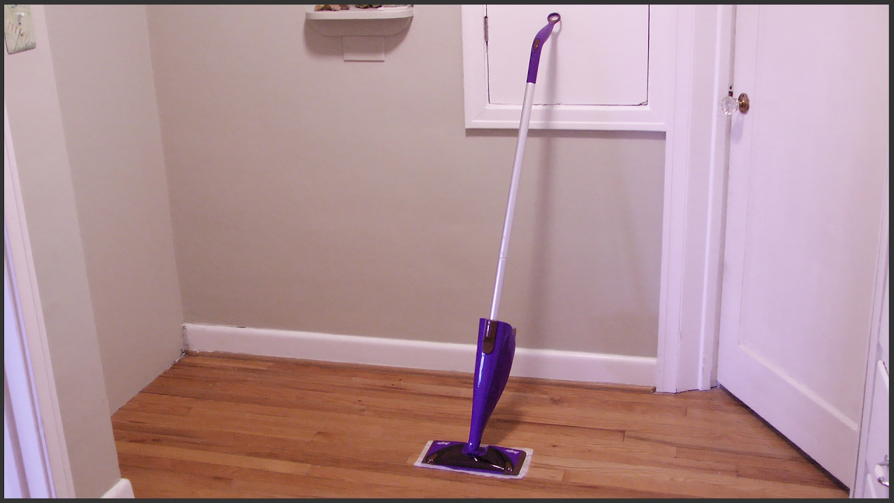 Assembling And Using A Swiffer Wetjet Youtube