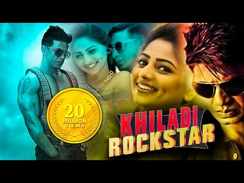 Khiladi Rockstar New Hindi Dubbed Full Movie   2018 Kannada Comedy Movies