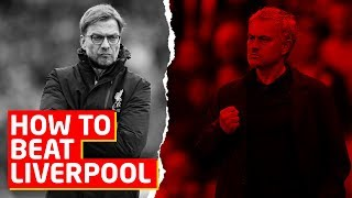 How To Beat Liverpool | Liverpool v Manchester United Tactical Preview