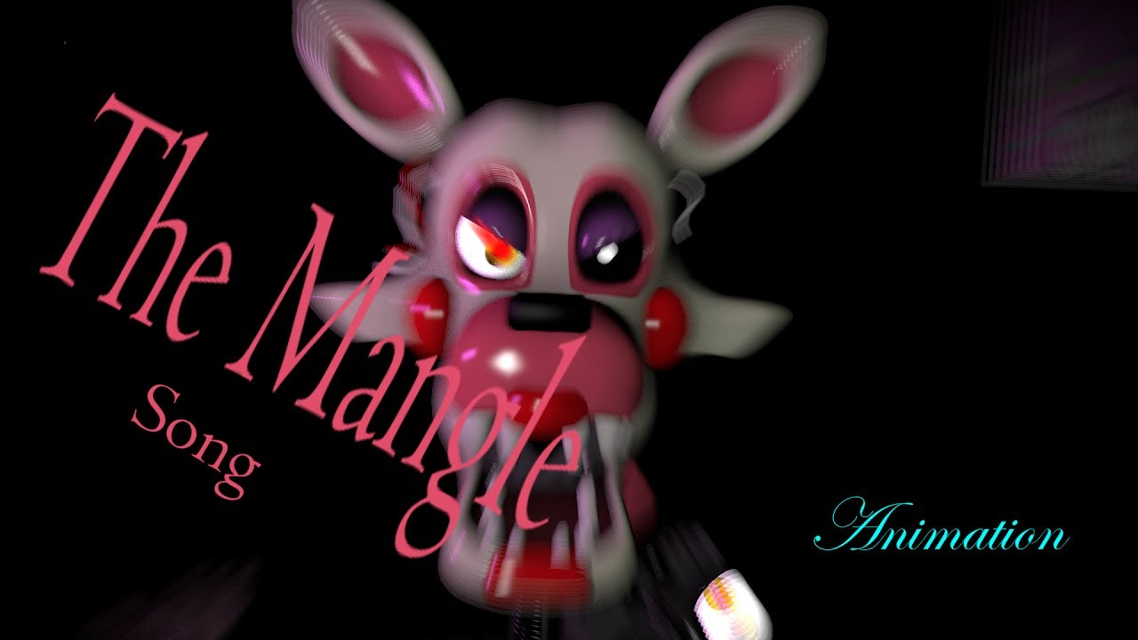 Five Nights At Freddys Wallpaper Cute Sfm Fnaf The Mangle Youtube