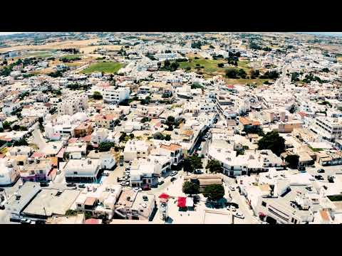 Cyprus Paralimni from Drone 8k UHD Adobe Premiere Pro Lut