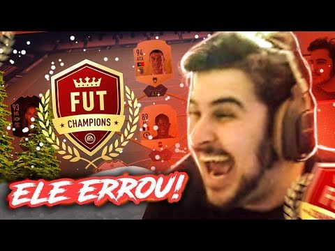 PERDEU NA CARA DO GOL KKKK! WEEKEND LEAGUE FIFA 19 Ultimate Team