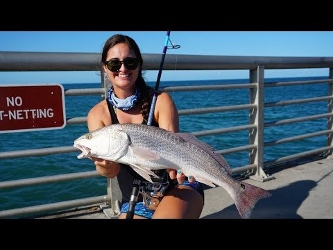 Redfish and Snook Fishing! Catch Clean Cook on the Half Shell Recipe