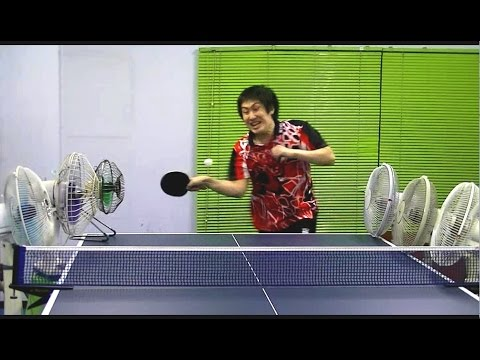 ping pong carnival (卓球芸人ぴんぽんまとめ English Ver.)