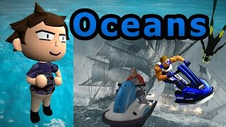 A Theme of Oceans in Games - Sodawave Show