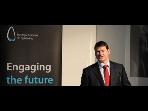Power to the People - Steve Holliday - Royal Academy of Engineering